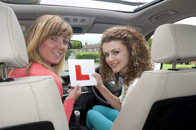 Image result for driving school female instructor